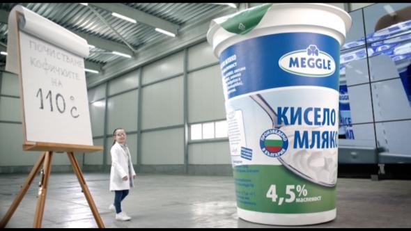 Meggle Yoghurt