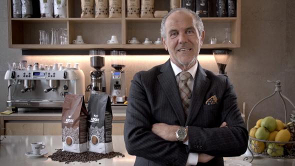 Bianchi coffee Interview